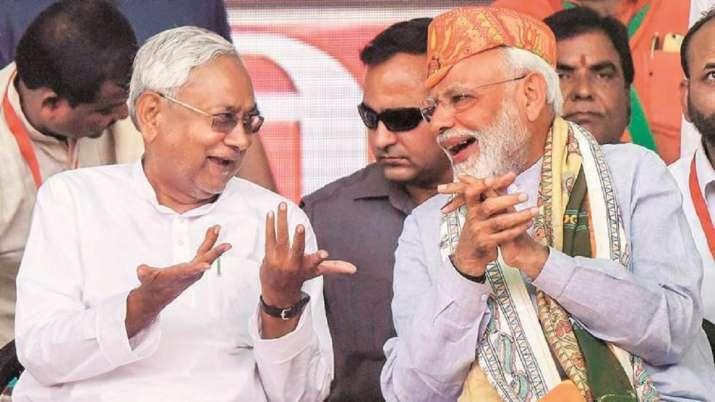 up election 2022, up assembly election 2022, up polls, up polls news, bjp jdu alliance, nitish kumar