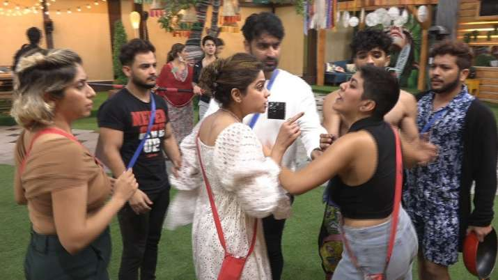 Bigg Boss OTT: Times when housemates went Over-The-Top with their fights