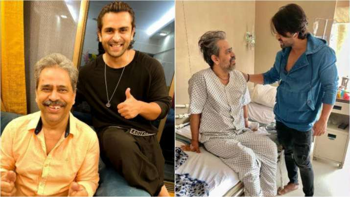 Shoaib Ibrahim shares health update about his father, informs he is out of the ICU