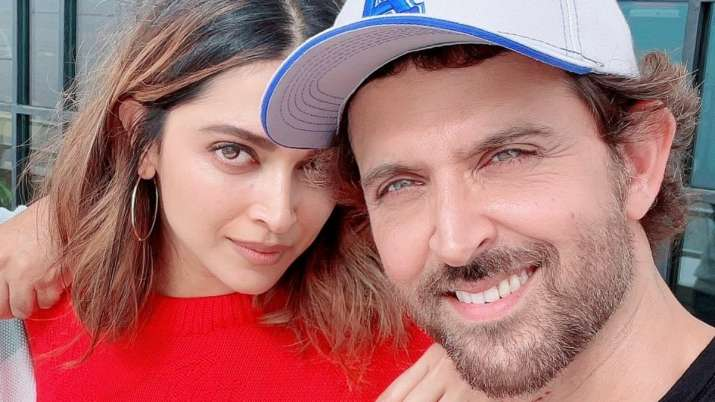 Fighter: Deepika Padukone-Hrithik Roshan's aerial action film to release on Republic Day 2023