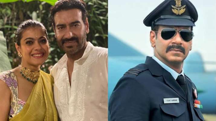 Bhuj The Pride of India: Kajol gives shout out to Ajay Devgn's film, calls it 'an awesome high'