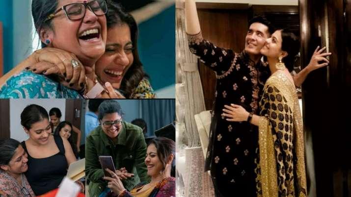 Happy Birthday Kajol: Renuka Shahane, Manish Malhotra, B-town extends wishes to actress