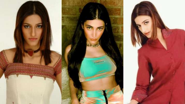 Shruti Haasan's first-ever modelling gig at age of 17 will leave you impressed; see pics