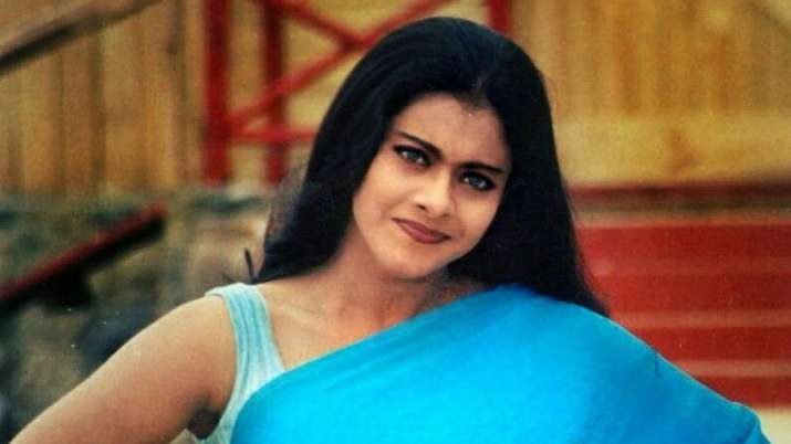 Kajol jokes about body weight as she shares throwback picture from Kuch Kuch Hota Hai