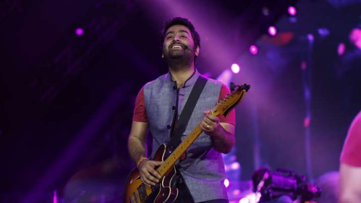 Arijit Singh to perform live in Abu Dhabi for first time since COVID outbreak