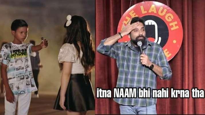 Bachpan Ka Pyaar: Netizens can't keep calm as Badshah, Sahdev Dirdo's song trends number 1 on YouTub