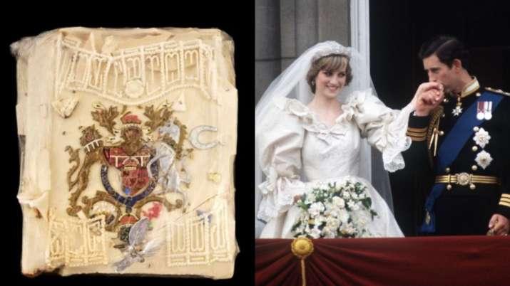 Prince Charles, Princess Diana's wedding cake slice sells for whopping price of $2,565