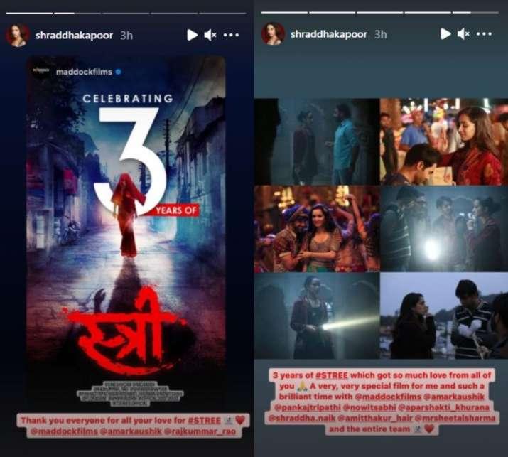 India Tv - Stree