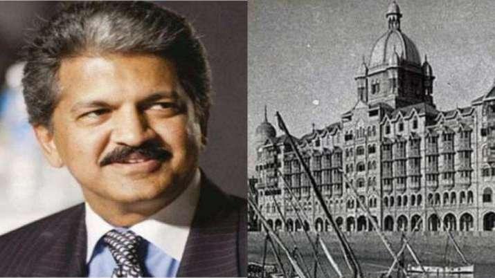 Anand Mahindra, taj hotel