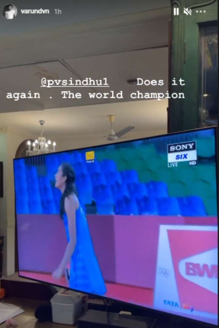 India Tv - Varun Dhawan
