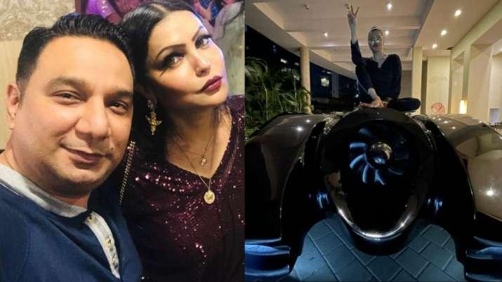 Baaghi 3 director Ahmed Khan gifts swanky Batmobile to wife, Disha Patani calls it 'insane'