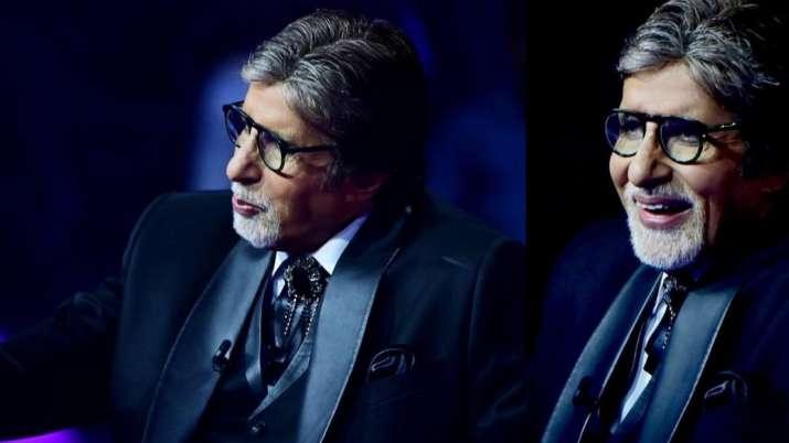 Amitabh Bachchan returns to Kaun Banega Crorepati sets