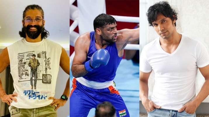Farhan Akhtar, Randeep Hooda lauds boxer Satish Kumar: Proud of you brother