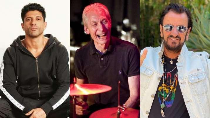 Charlie Watts dies: Farhan Akhtar, Paul McCartney, Ringo Starr & other stars pay tribute