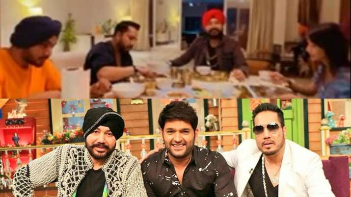 Daler Mehndi turns chef for Kapil Sharma, Mika Singh and they can't stop drooling over it