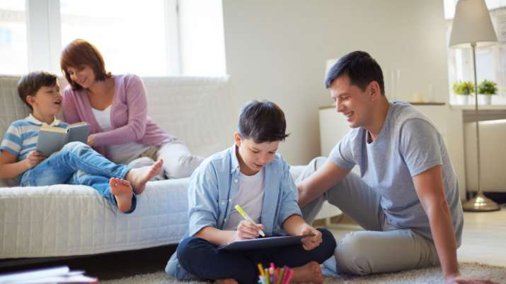 Parents more involved in kids' learning now: Survey
