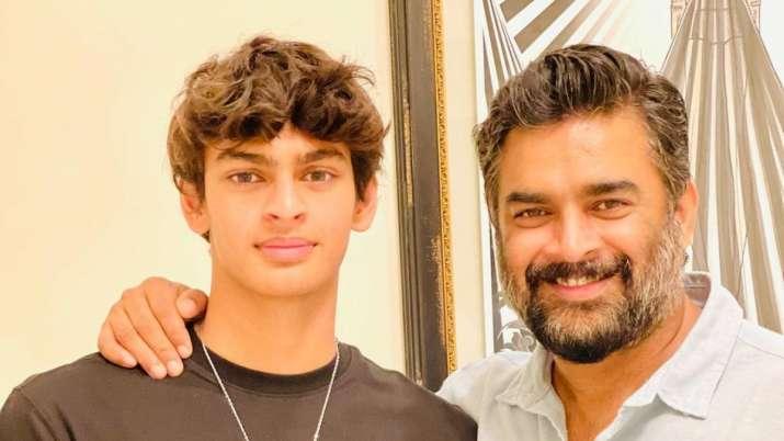 R Madhavan pens heartfelt post for his son Vedaant on birthday