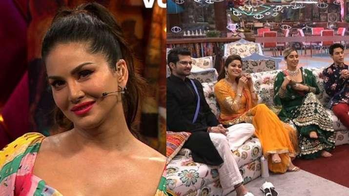Bigg Boss OTT Updates: Sunny Leone sets show ablaze, Karan Johar announces no eviction this weekend