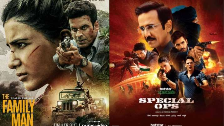 Independence Day 2021: The Family Man to Special OPS, 12