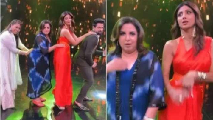 Super Dancer 4: Shilpa Shetty, Farah Khan, Rithvik Dhanjani and Geeta Kapur dance their heart out