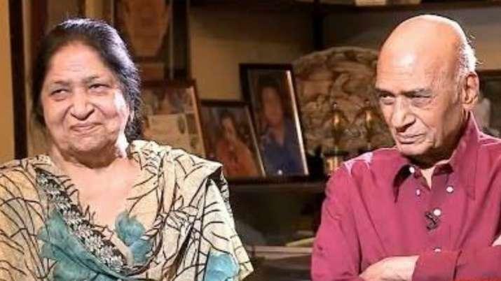 Playback singer Jagjit Kaur, widow of Khayyam passes away