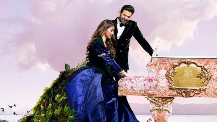Radhe Shyam Janmashtami Special: Prabhas and Pooja Hegde look straight out of fairytale