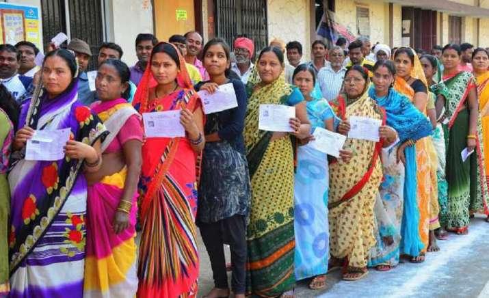 Rajasthan panchayat polls 2021: 13 per cent voter turnout