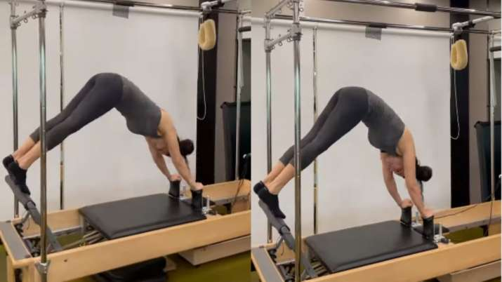 Preity Zinta's workout video will motivate you to hit the gym right now!