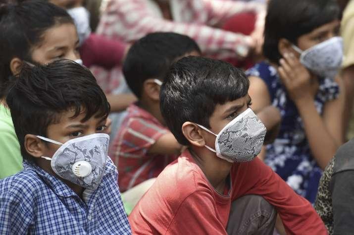 children covid 19 mumbai mankhurd
