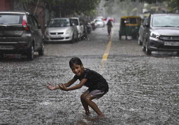 IMD PREDICTION, DELHI RAINS