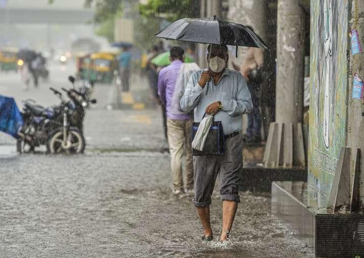 imd prediction, delhi rains, monsoon india, weather update