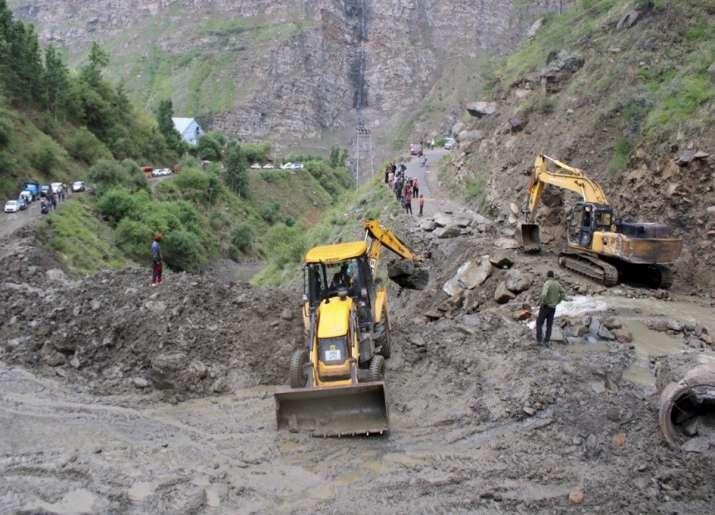 himachal pradesh landslide khalini