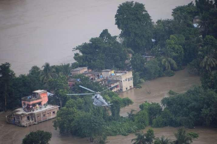 India Tv - west bengal floods
