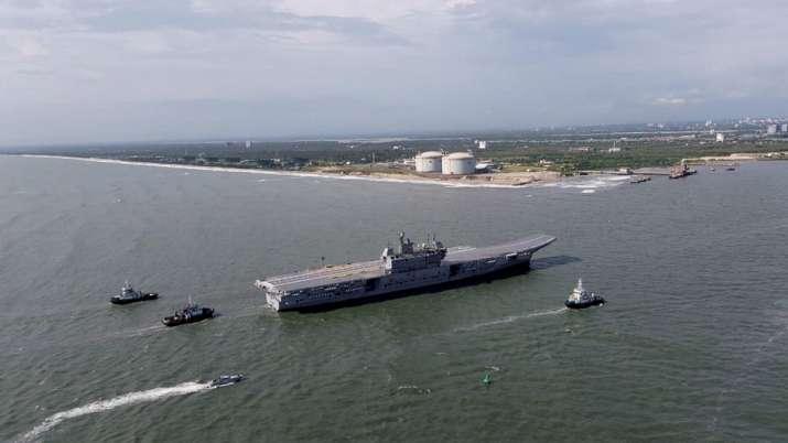 iac vikrant, vikrant, indigenous aircraft carrier