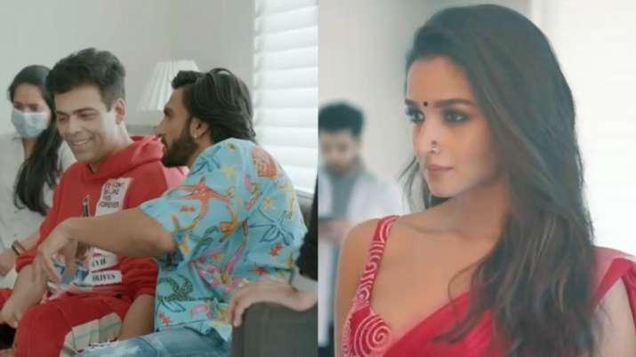 Rocky Aur Rani Ki Prem Kahani shoot begins