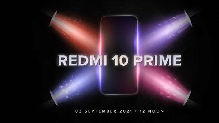 redmi 10 prime, tech news