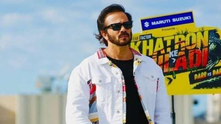 Khatron Ke Khiladi 11: Host Rohit Shetty introduces 'Pie on the Face' challenge for contestants