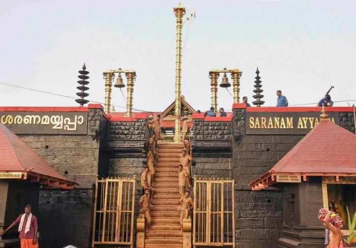 kerala hc sabarimala temple order