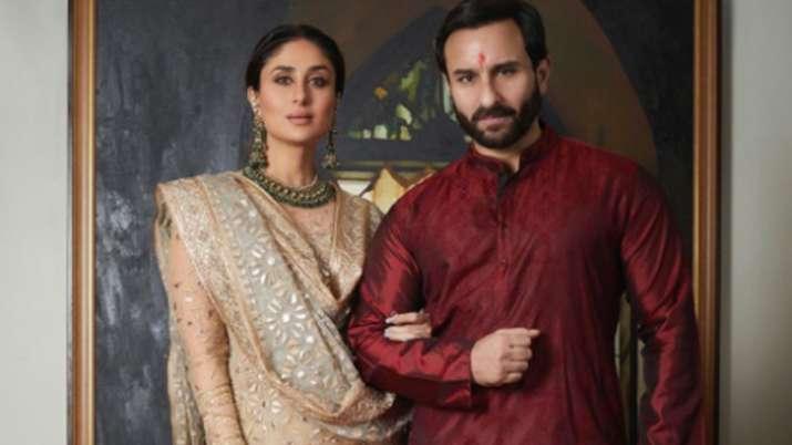 Twitter divided after Saif Ali Khan, Kareena Kapoor name their second son 'Jehangir'