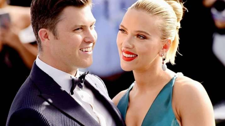 Scarlett Johansson is pregnant with first child, husband Colin Jost confirms