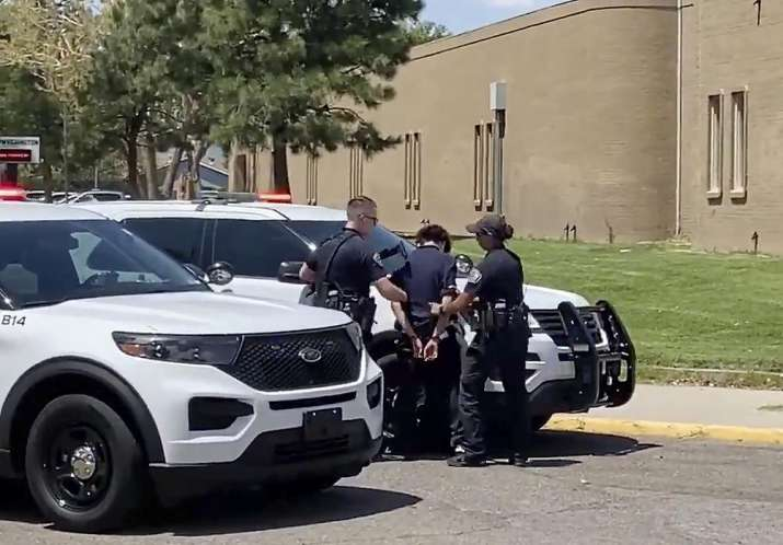 One death, New Mexico, school shooting, Washington Middle School, gunfire, student detained, latest