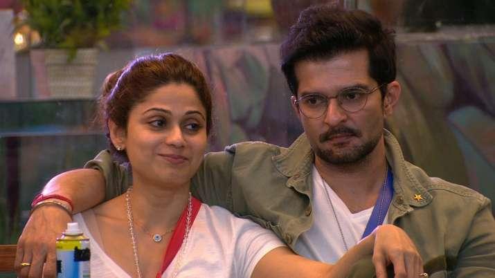 India Tv - Bigg Boss OTT: Raqesh, Shamita's mushy photos