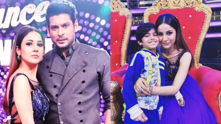 Sidharth Shukla gets possessive as Shehnaaz Gill grooves with Dance Deewane 3 contestant