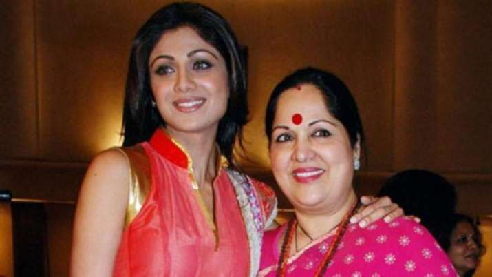 Shilpa Shetty, her mother Sunanda booked for fraud in Lucknow