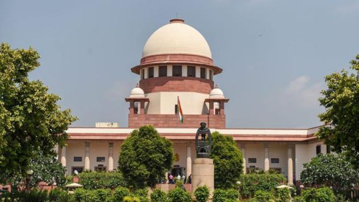 Supreme Court on use of sedition law on suspended IPS