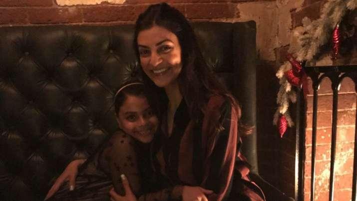 Sushmita Sen pens heartfelt birthday note for Alisah