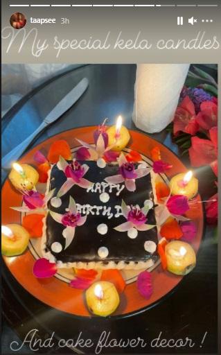 India Tv - Taapsee Pannu celebrates birthday on Blurr set with sister Shagun Pannu, Gulshan Devaiah; see pics