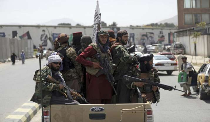 Taliban orders civilians to hand over weapons, ammunition,