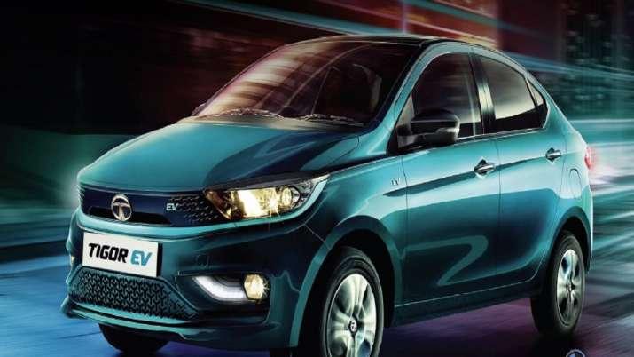Tata Tigor EV comes in three variants, priced at Rs 11.99