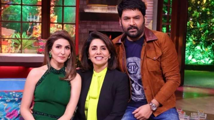 The Kapil Sharma Show: Neetu Kapoor, daughter Riddhima excited for their appearance on the show